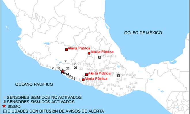 mapa sasmex 30 de septiembre de 2015